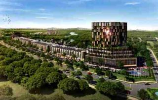 Nongsa D-Town, Kota Digital Punya Indonesia di Batam 01
