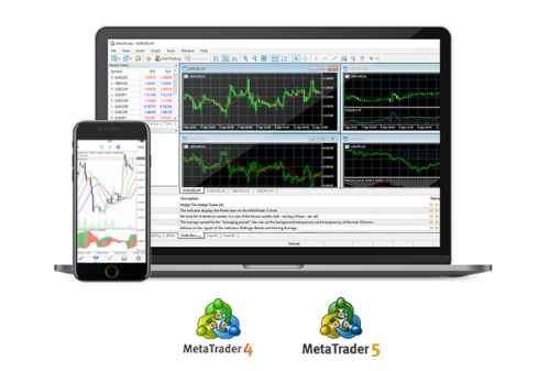 Perbedaan Meta Trader 4 dan 5, Untuk Berdagang Di Pasar Keuangan 01