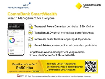 CommBank SmartWealth 19 Maret 2021