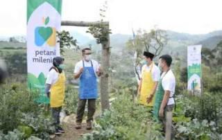 Program Petani Milenial Jabar, Kolaborasi Pemuda dan Teknologi 01