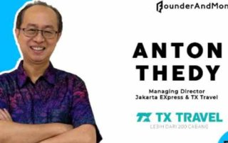 Founder & Money_ Kisah Sukses Anton Thedy, Owner Wholesaler Travel 02 Finansialku