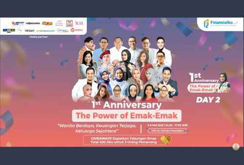 1st Anniversary The Power of Emak-Emak_ Finding The Path of Lifelong Career 00