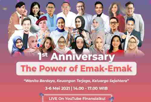 thumbnail poster 1st Anniversary The Power of Emak-Emak 01