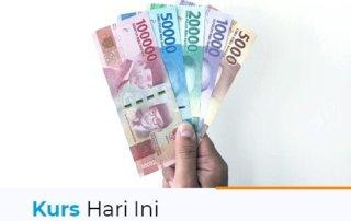 Gambar Baru Kurs Dollar Hari Ini 06 - Finansialku