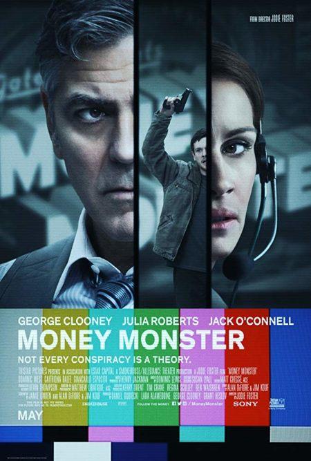 Spoiler Alert! Pembelajaran Dari Film Investasi Money Monster (2016) psiter
