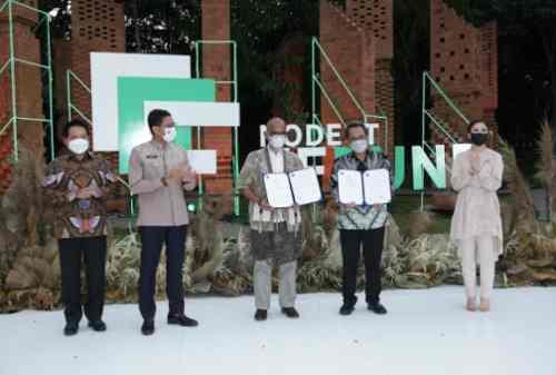 BSI dan Kemenparekraf Dorong UMKM Sektor Pariwisata Naik Kelas 01