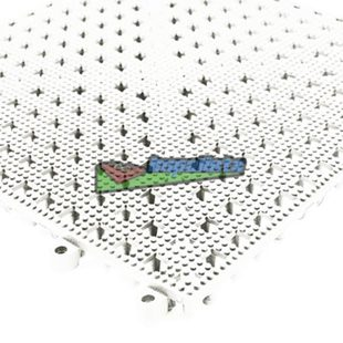 Piso Flexivel ( PVC ) 30x30cm - Branco ( caixa com 9 un )