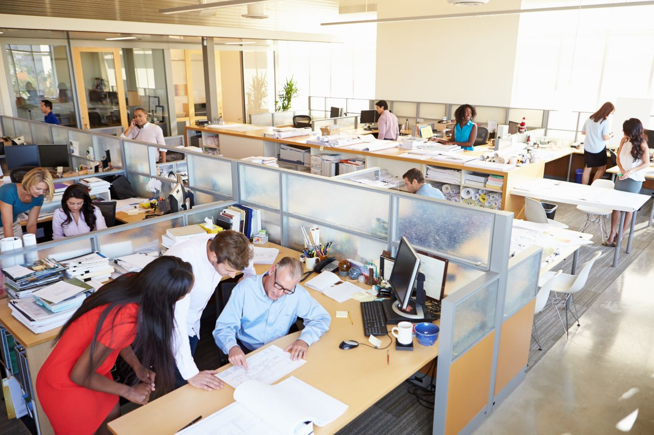 Does your office space fit your business?