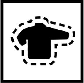Shell garment