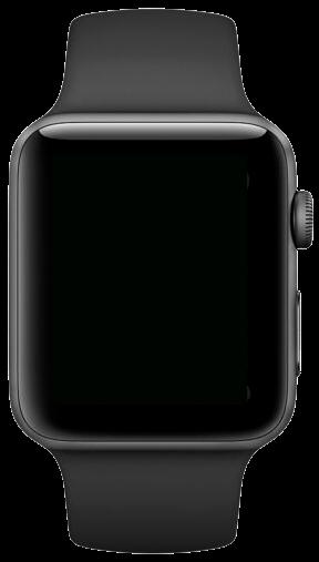 Troca de Vidro Apple Watch Series 3 Para que a troca de vidro possa ser realizada é importante que a tela do Apple Watch esteja totalmente operacional, acendendo e sem manchas. Exceções: Pequenas manchas que não interferem na utilização permitem que o processo seja realizado. Caso o touch não esteja funcionando, também é possível troca somente o vidro!