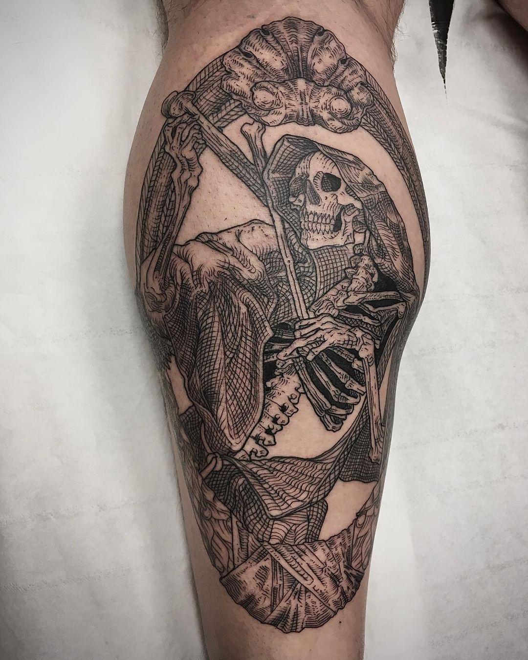 Nerophite Tattoo Tatouage Et Contact Tatoueur