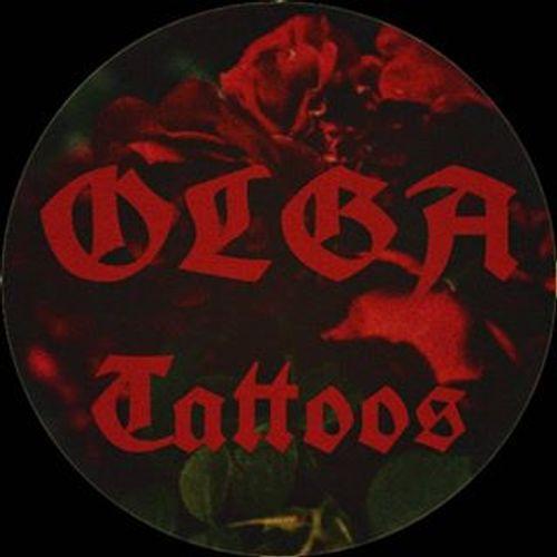 Olga tattoos