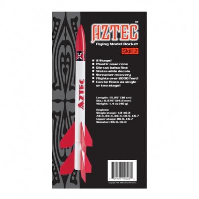 Custom Rockets Aztec