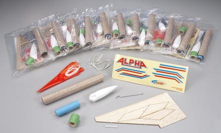 Estes Alpha Bulk Pack (12pk)