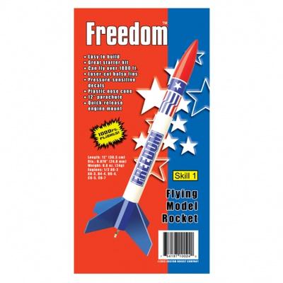 Custom Rockets Freedom