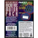 Micro Maxx Motor Pack of 6