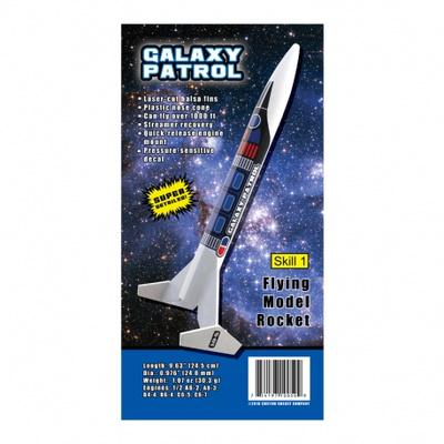 Custom Rockets Galaxy Patrol