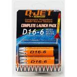 D16-6 Q-Jet (2-pak)