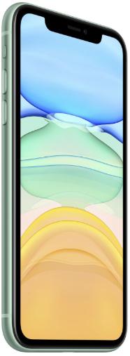 Apple iPhone 11 128 GB Green Deblocat Bun imagine