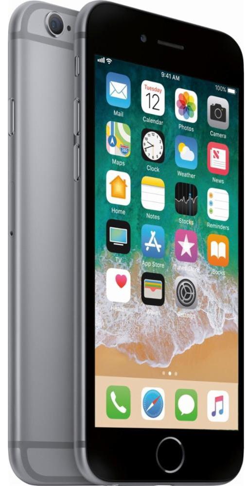 Apple iPhone 6 Plus 128 GB Space Grey Deblocat Ca Nou