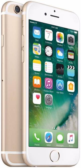 Apple iPhone 6 64 GB Gold Deblocat Ca Nou
