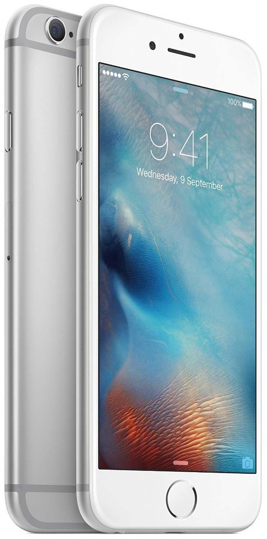Apple iPhone 6 64 GB Silver Deblocat Excelent