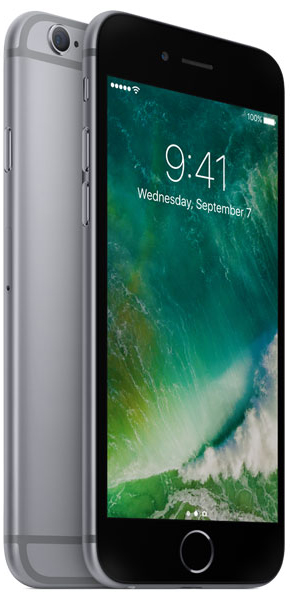 Apple Iphone 6 128 Gb Space Grey Deblocat Foarte Bun