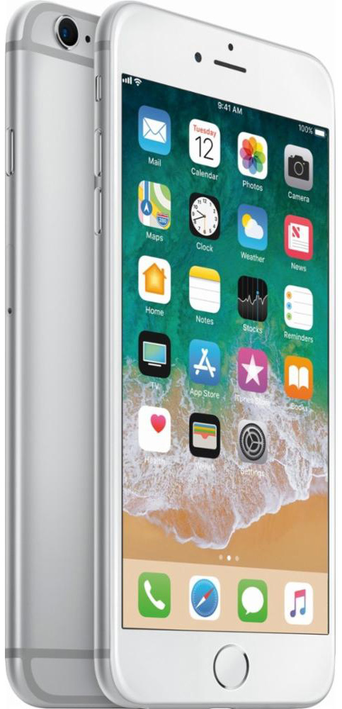 Apple iPhone 6S Plus 16 GB Silver Deblocat Excelent