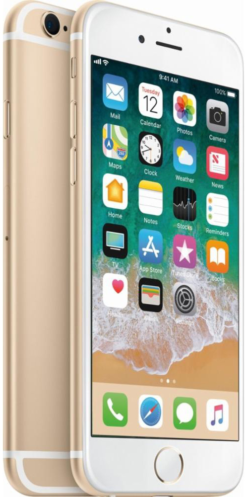 Apple Iphone 6s 16 Gb Gold Deblocat Ca Nou