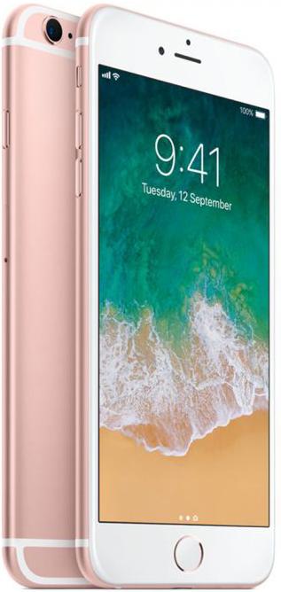Apple iPhone 6S 64 GB Rose Gold Deblocat Foarte Bun imagine