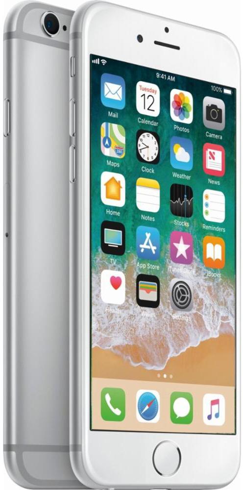 Apple iPhone 6S 16 GB Silver Deblocat Bun imagine