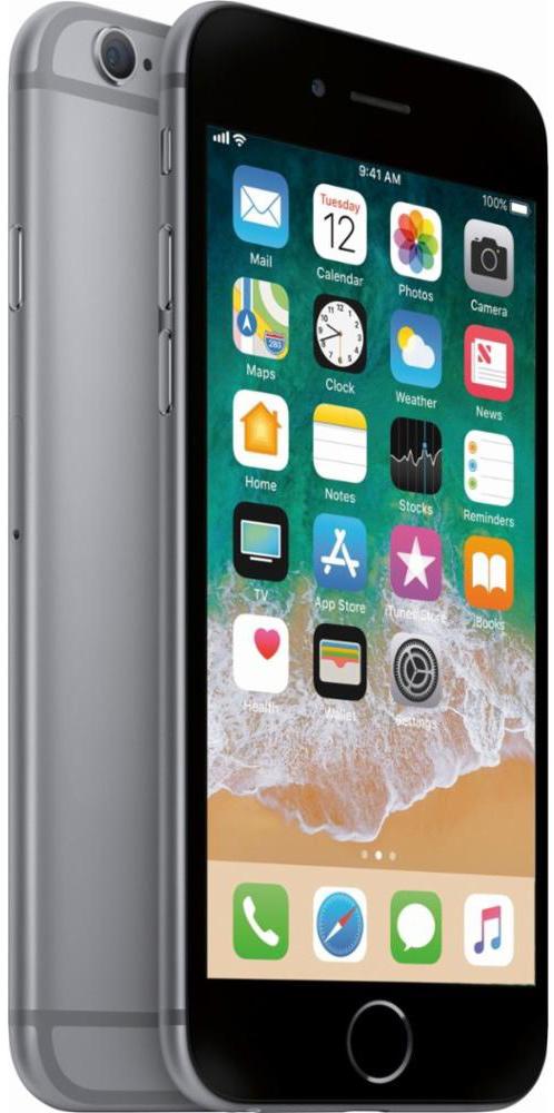 Apple iPhone 6S 32 GB Space Grey Deblocat Excelent imagine