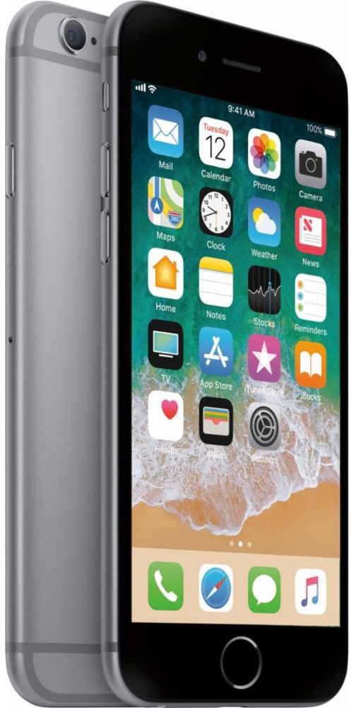 Apple iPhone 6S 16 GB Space Grey Deblocat Excelent
