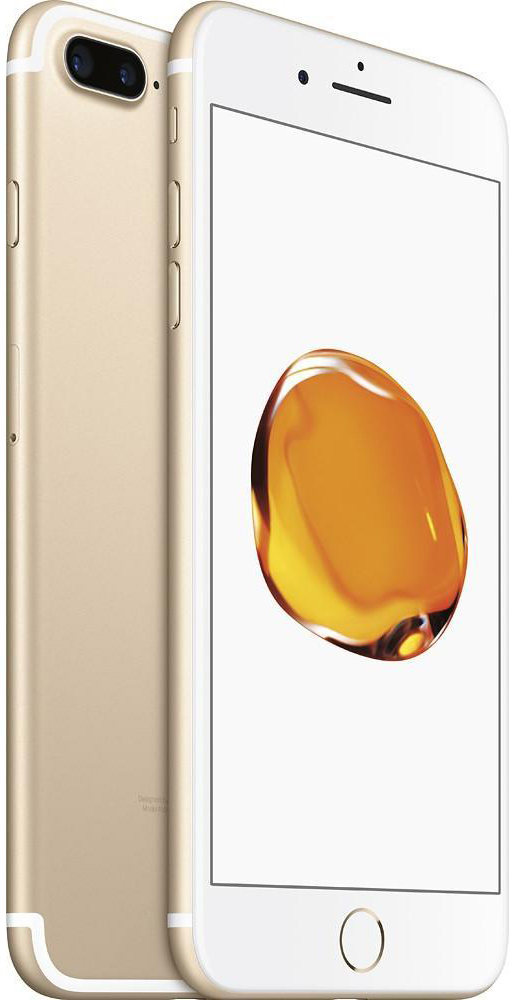 Apple iPhone 7 Plus 128 GB Gold Deblocat Foarte Bun imagine