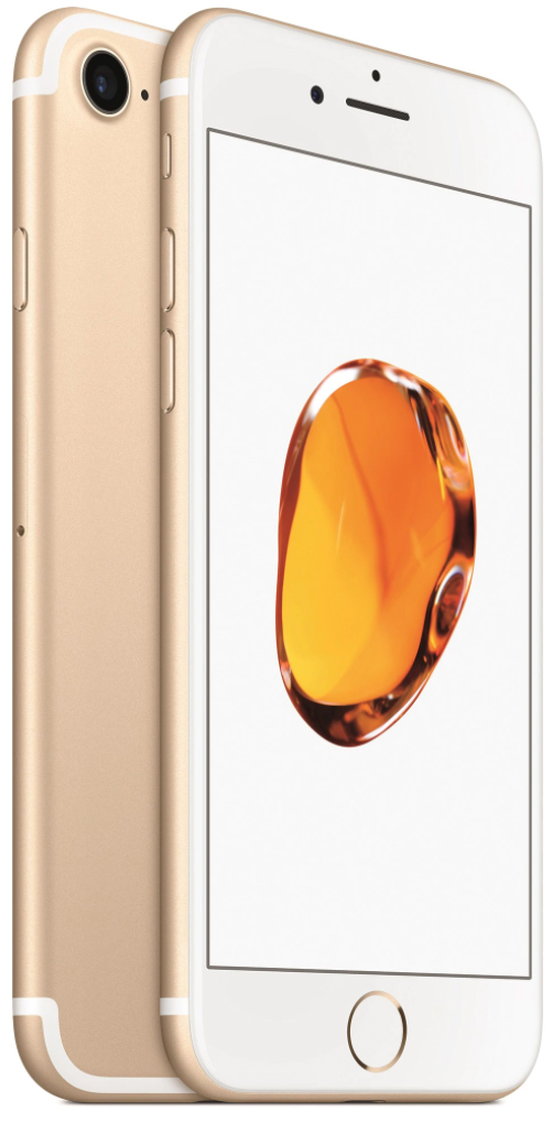 Apple iPhone 7 32 GB Gold Deblocat Excelent imagine