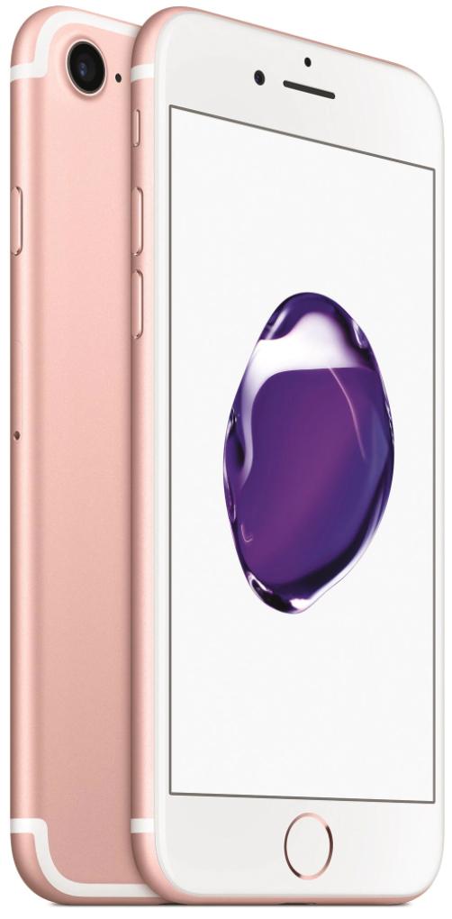 Apple iPhone 7 32 GB Rose Gold Deblocat Foarte Bun