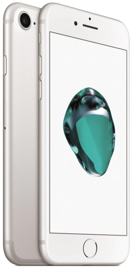 Apple iPhone 7 32 GB Silver Deblocat Ca Nou imagine