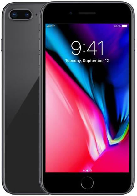 Apple iPhone 8 Plus 64 GB Space Grey Deblocat Excelent imagine