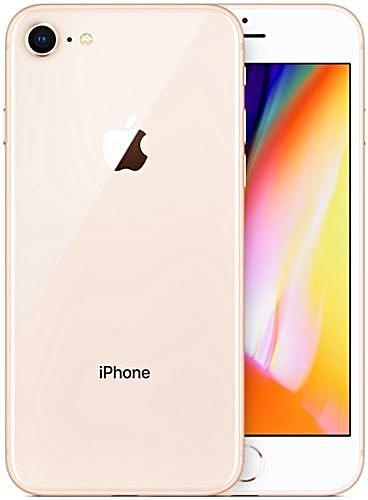Apple iPhone 8 64 GB Gold Deblocat Foarte Bun imagine