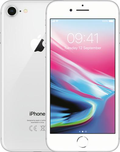 Apple iPhone 8 64 GB Silver Deblocat Excelent imagine