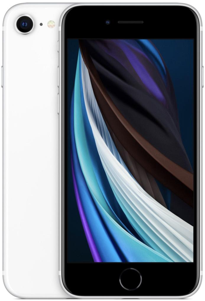 Apple iPhone SE 2020 64 GB White Deblocat Ca Nou