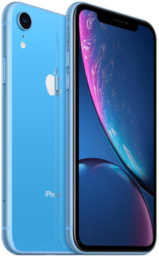 Apple iPhone XR 64 GB Blue Deblocat Ca Nou imagine