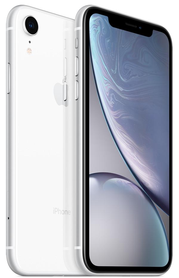 Apple iPhone XR 64 GB White Deblocat Excelent