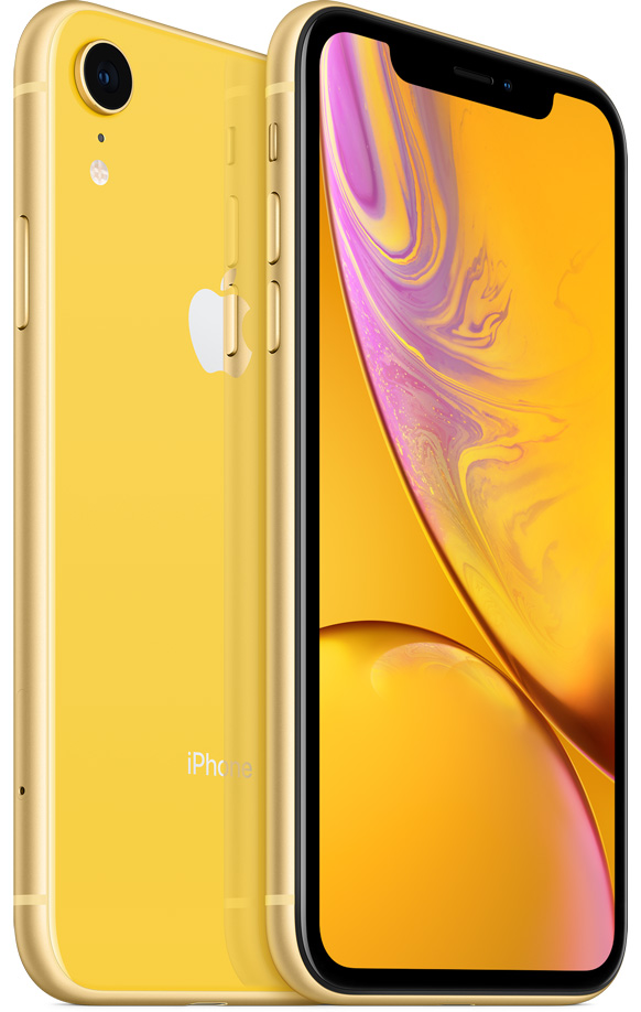 Apple iPhone XR 64 GB Yellow Deblocat Excelent