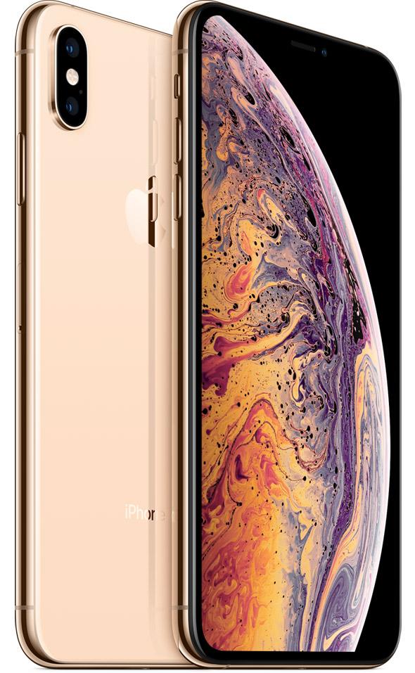 Apple iPhone XS Max 256 GB Gold Deblocat Foarte Bun imagine