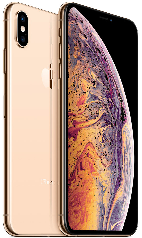 Apple iPhone XS 256 GB Gold Deblocat Bun imagine