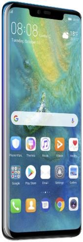 Huawei Mate 20 Pro Dual Sim 128 GB Twilight Deblocat Foarte Bun imagine
