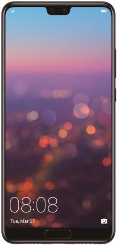 Huawei P20 Dual Sim 64 Gb Black Deblocat Excelent