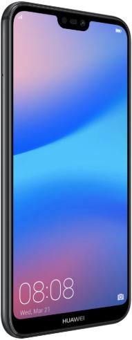 Huawei P20 Lite 32 GB Midnight Black Deblocat Excelent