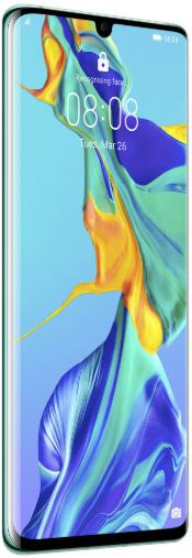 Huawei P30 Pro Dual Sim 128 GB Aurora Blue Deblocat Ca Nou imagine